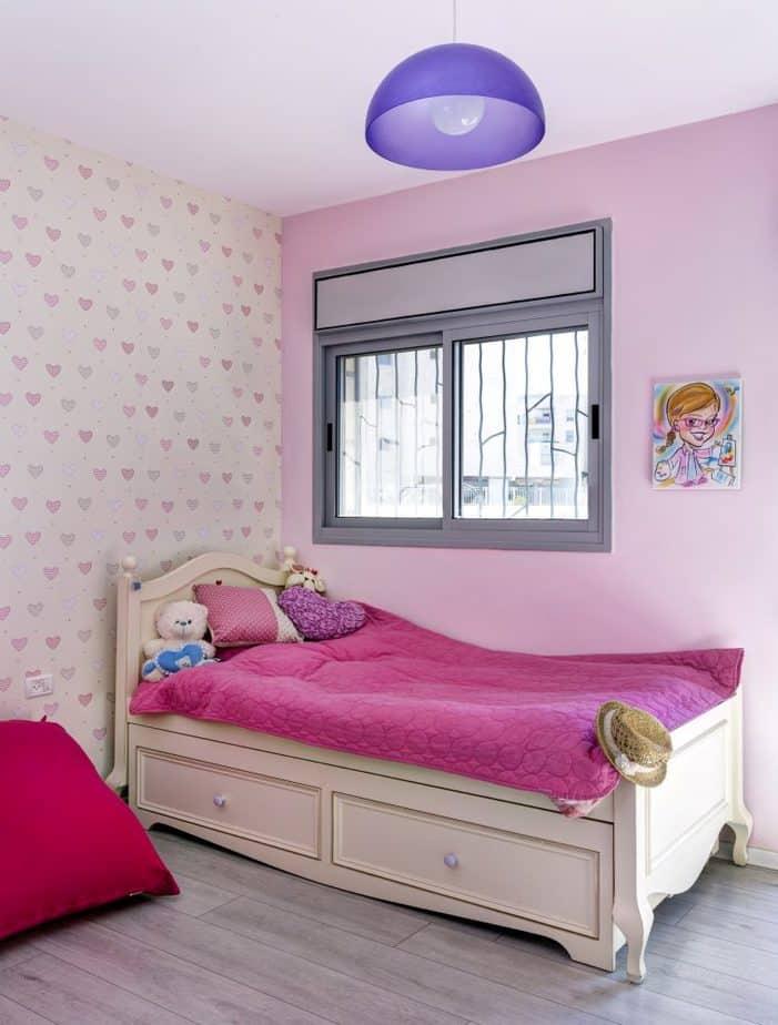 אלוני - עיצוב חדרי ילדים- המעצבת מיכל מטלון צילום אורית ארנון (5)
