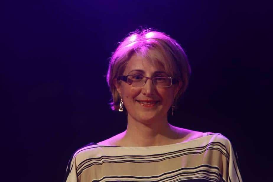 חנה אגיאשוילי