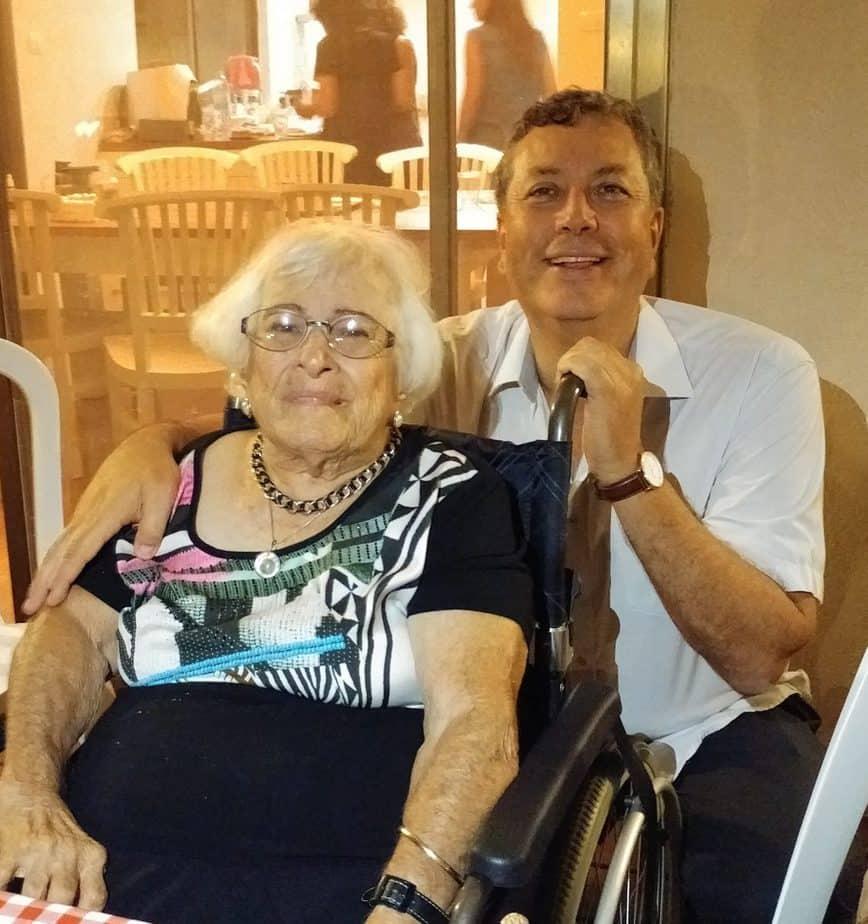 רגינה יהושע בת 100