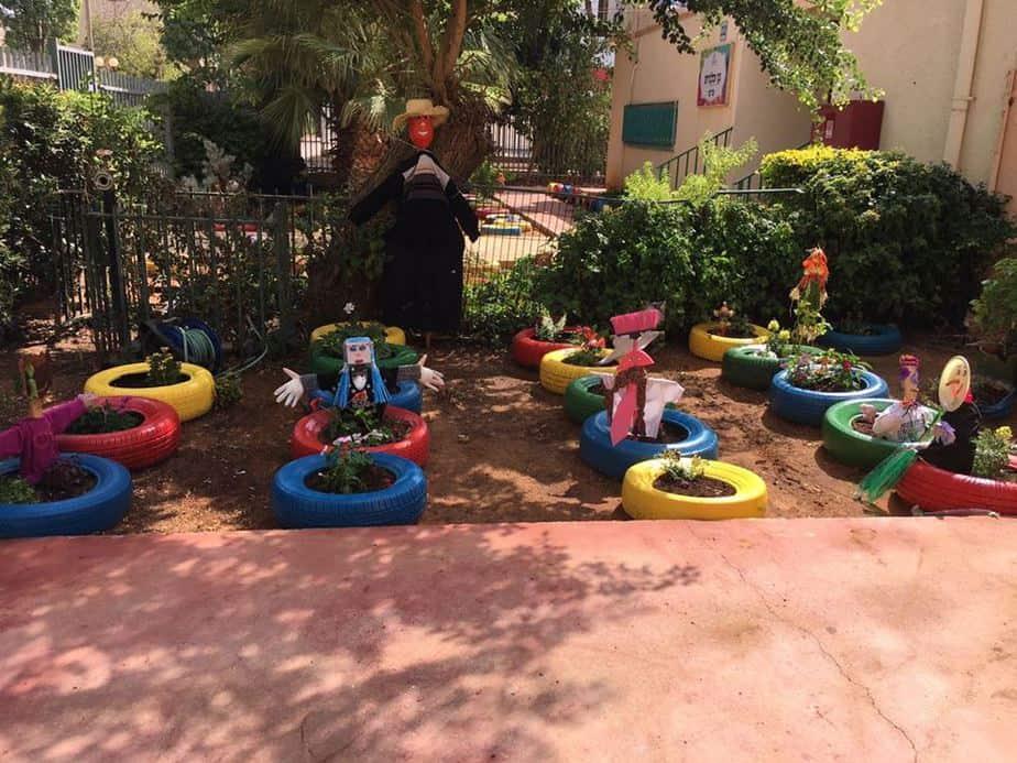 יום לימודים בגני ילדים באור יהודה