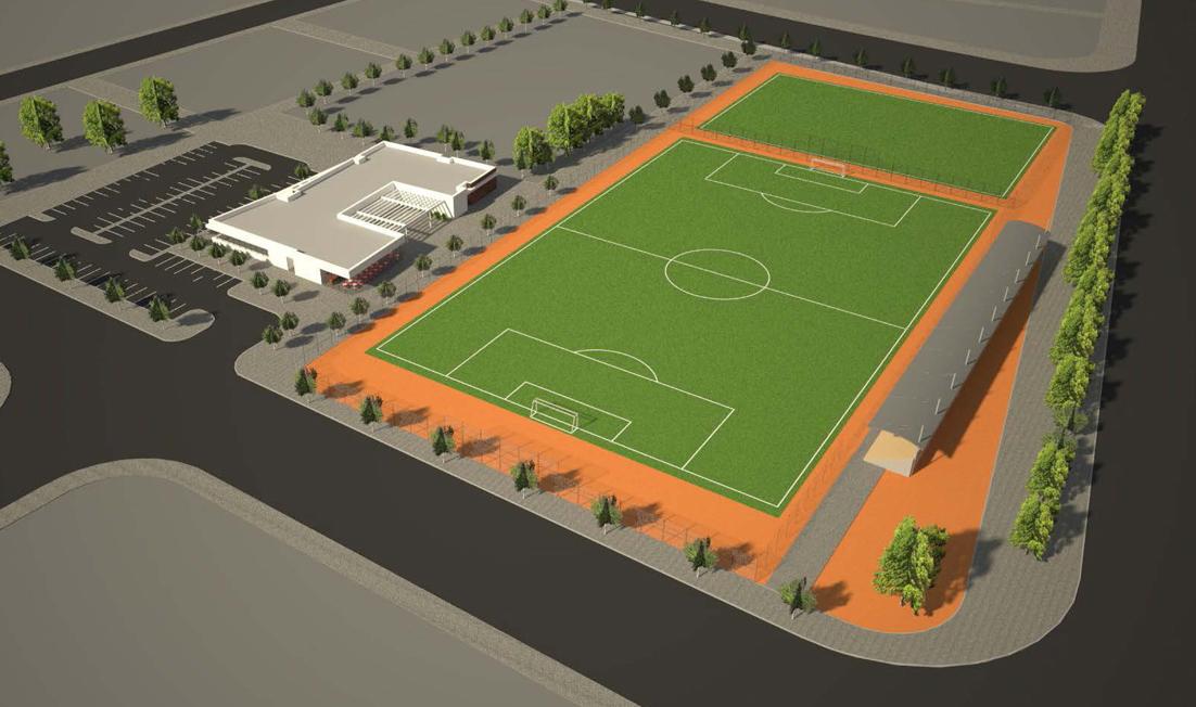 האקדמיה לכדורגל בצומת סביון
