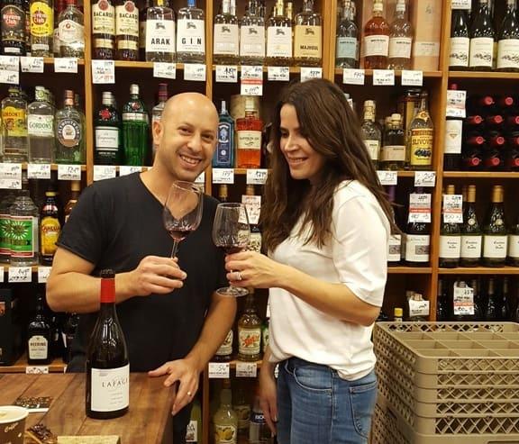 דרך היין סביון