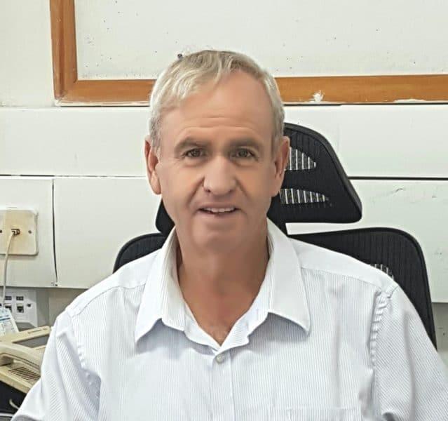 משה לורברבום - מהנדס העיר אור יהודה