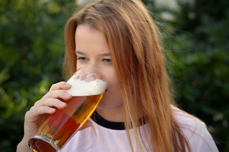 אלכוהול קטינים