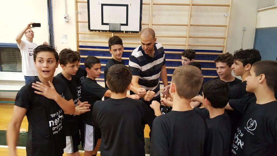 כדורסל ביהוד