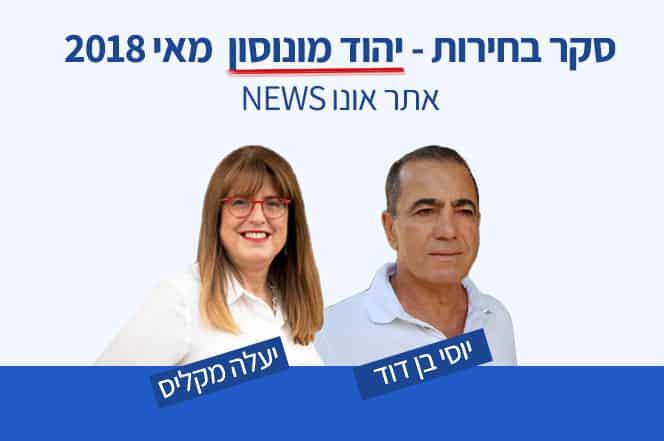 סקר בחירות יהוד