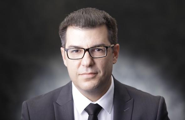 עורך הדין גלעד רמתי. צילום: ראובן קפוצ׳ינסקי