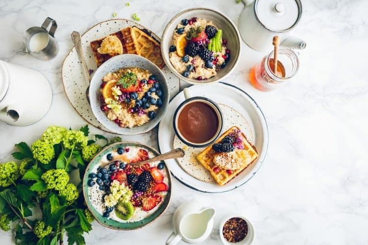 ארוחות הבוקר הכי טובות בחדרה (צילום: pixabay)