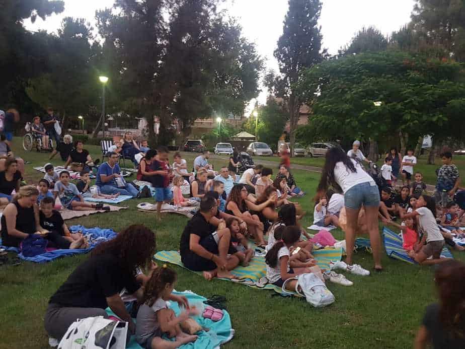 אירועי קיץ ביהוד מונוסון