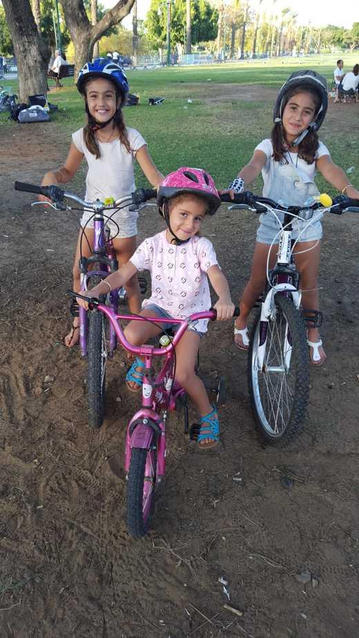 חנות ''שלום אופניים'' בגני תקווה