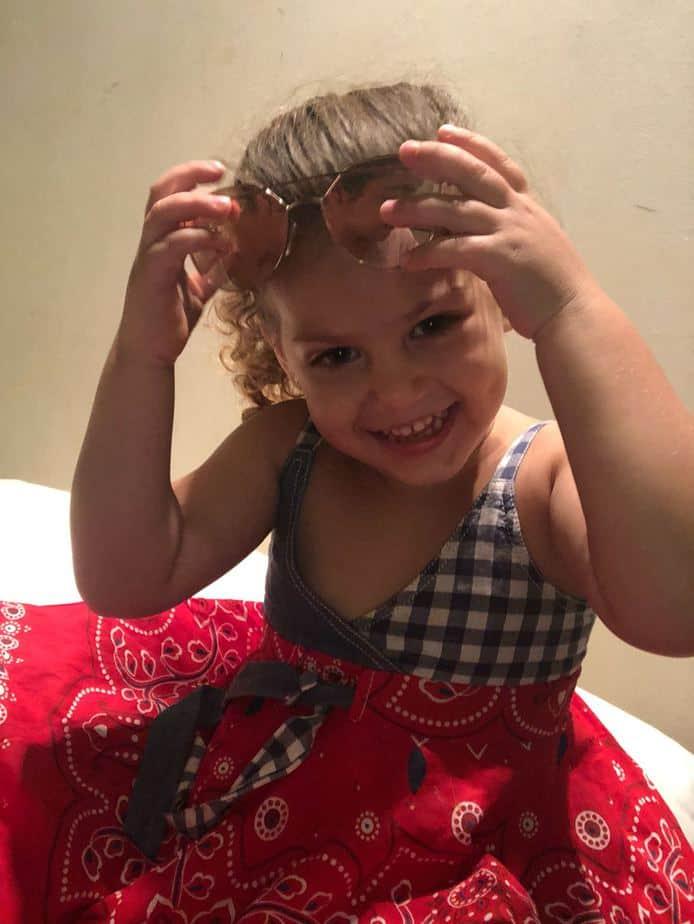 ליה. בת 3.5 צילום: תמונות פרטיות