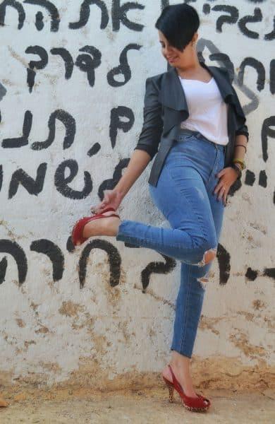 ''נושמת אופנה'' דקלה והבה